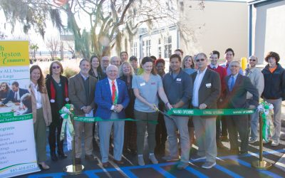 North Charleston Chamber of Commerce Ribbon Cutting & Open House