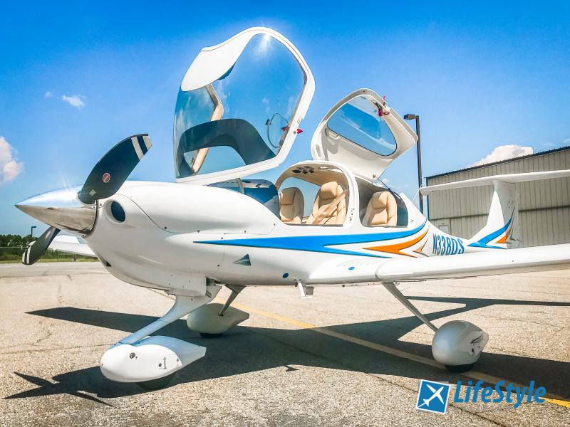 New Addition to CRAFT's Growing Fleet – 2013 Diamond DA40 XLT