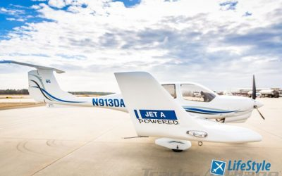 Accelerated IFR Course – Free upgrade to Air Conditioned Diamond DA40 NG for August and September