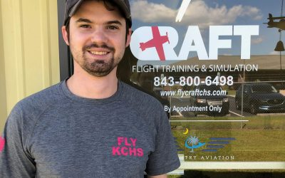CRAFT Satellite Office at Summerville Airport (KDYB) is Open!