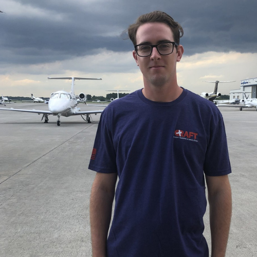 Lawson Remler craft flight school charleston sc