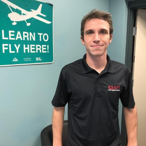 tyler jernigan craft flight school