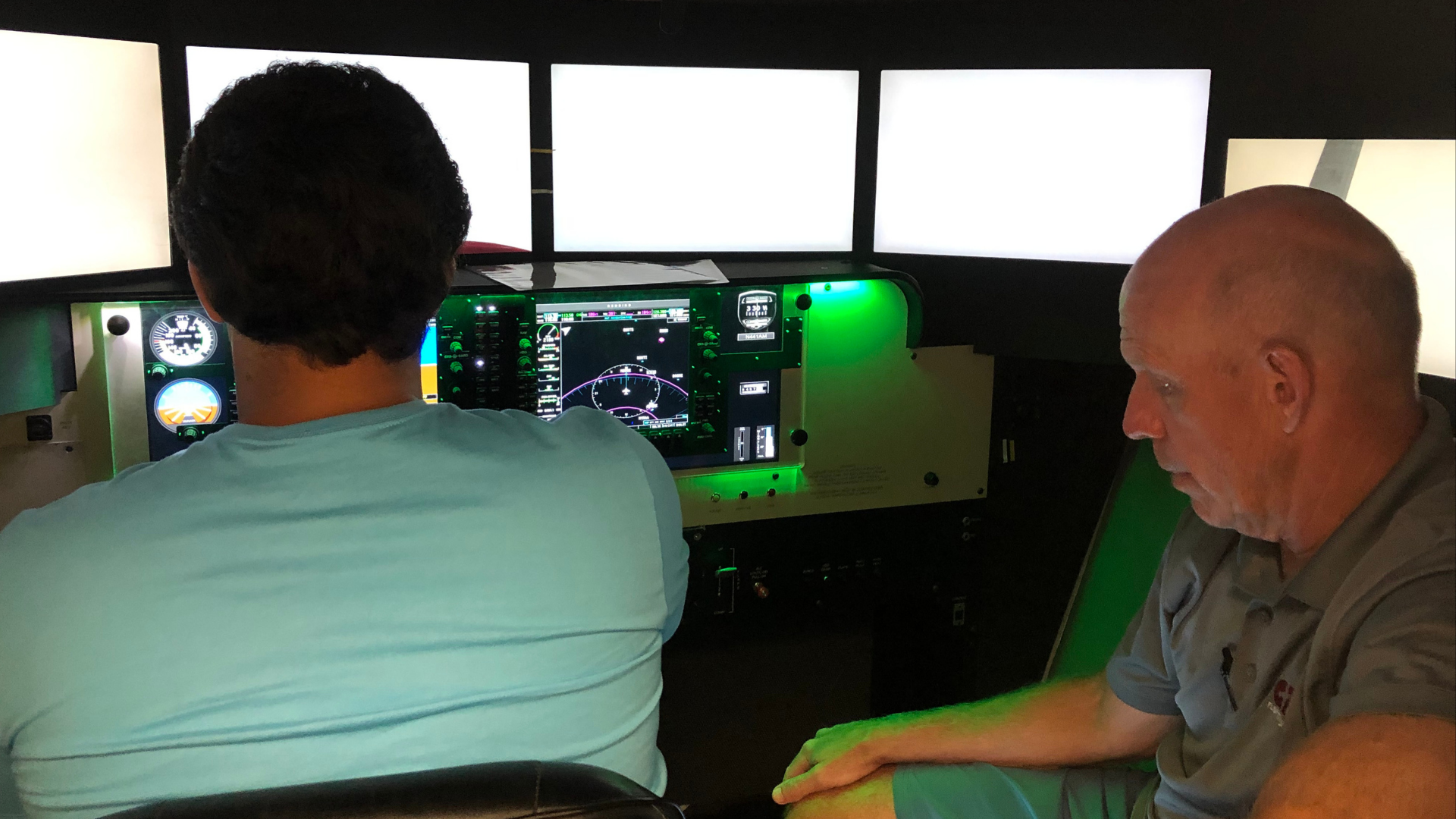 certified flight instructor instrument course page hero image