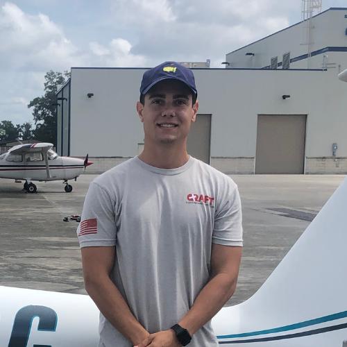 William Saunders CFI craft flight school
